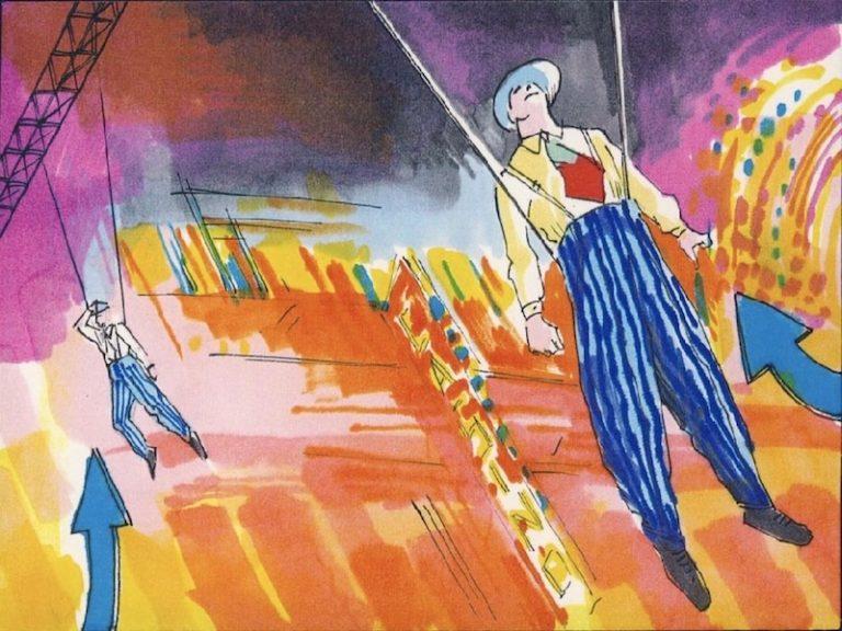 Swing Illustrations